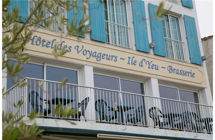 Hotel Des Voyageurs Ile D Yeu
