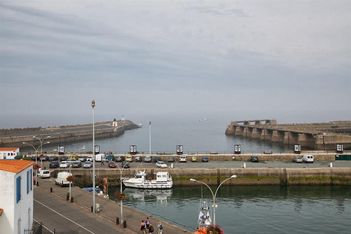 Chambre sur le port vue mer hotel vue mer yeu chambres d 39 hotel port - Hotel port joinville ...